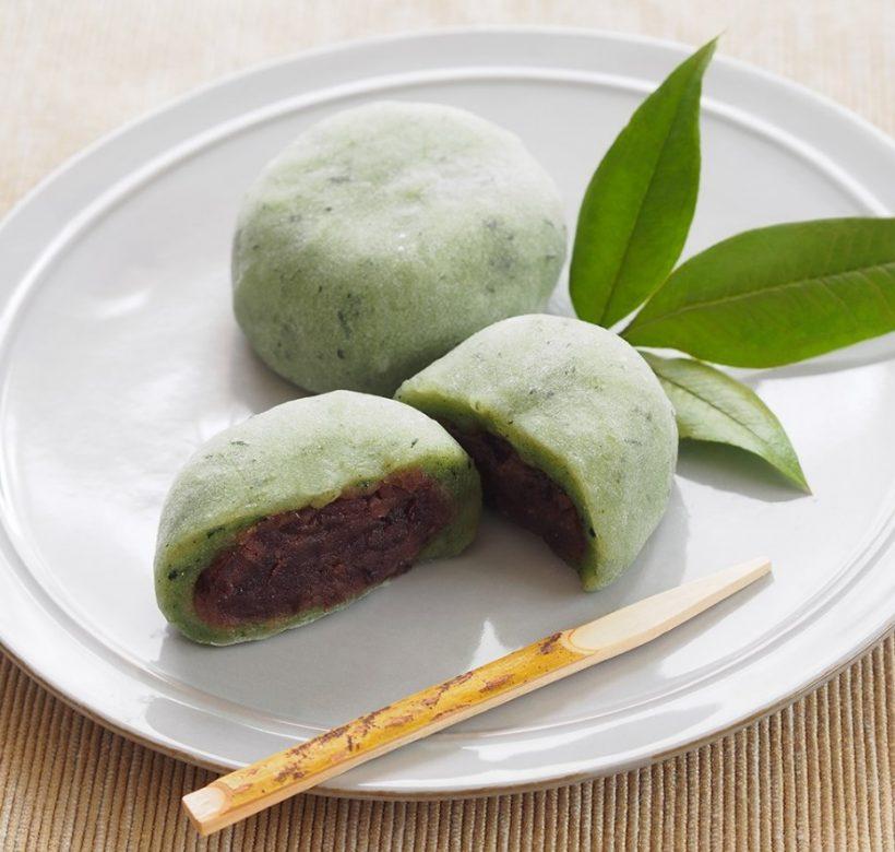 Japanische Reiskuchen Mochi