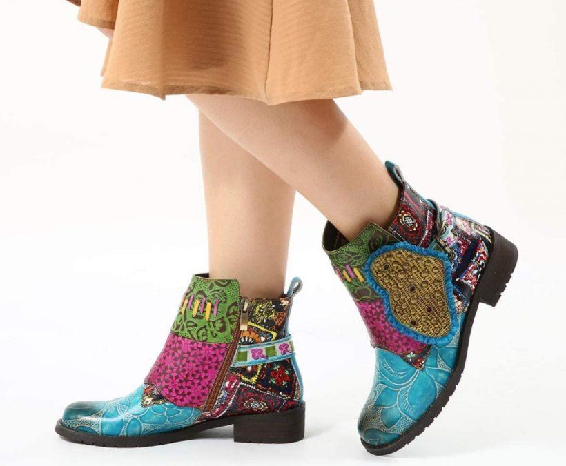 originelle Schuhe für Frauen